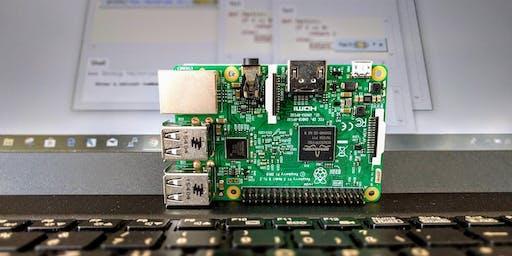 FabLabKids: Im Coding Camp zum Coding Champ (Raspberry Pi + Python) - Ferienkurs 3tägig
