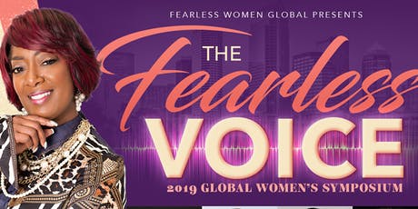The Fearless Voice Symposium tickets