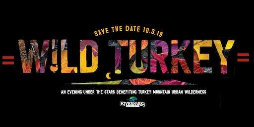 WILD TURKEY - 2019