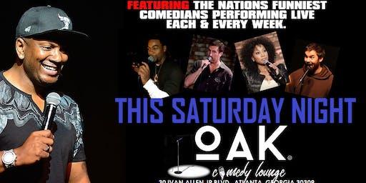 Laugh ATL presents Saturday Comedy Jam