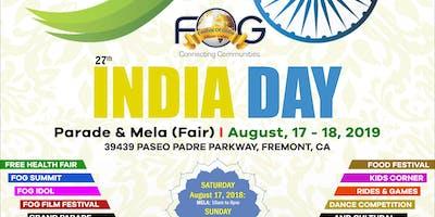 Festival of India - Mela and Parade (FREE ENTRY)