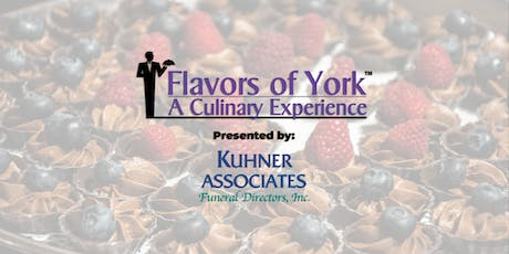 Flavors of York™ tickets