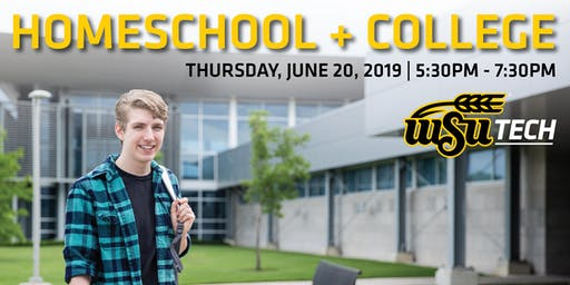 2019 Homeschool + College Open House - WSU Tech