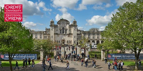 Cardiff University Open Day- Friday 5 July 2019 - School Group Bookings tickets