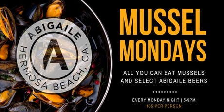Mussel Monday tickets