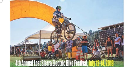2019 Lost Sierra Electric Bike Festival tickets