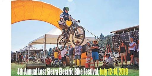 2019 Lost Sierra Electric Bike Festival