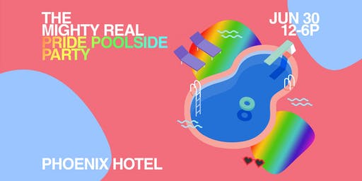Mighty Real Pride Poolside Party w/ CeCe Peniston (LIVE)