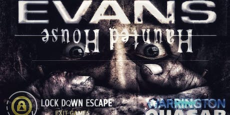 Evans Haunted House Attraction tickets