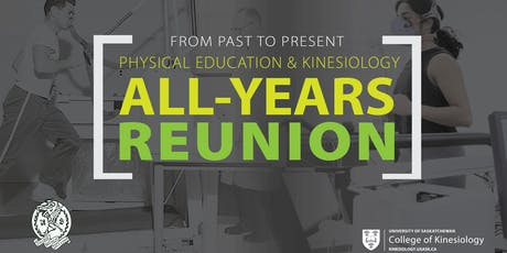 Kinesiology and Physical Education All-Years Reunion tickets