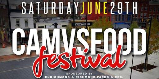#CAMvsFOOD Festival