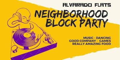 Alvarado Flats Connection