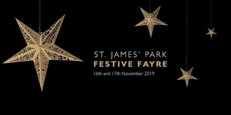 St James' Park Festive Fayre tickets