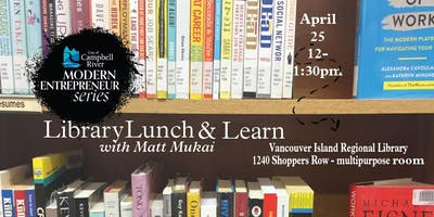 Library Lunch & Learn
