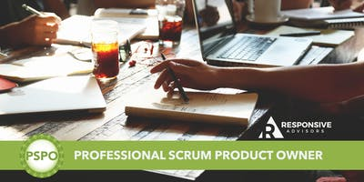 Professional Scrum Product Owner (PSPO) - Seattle