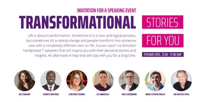 Transformational stories for you - discover your i