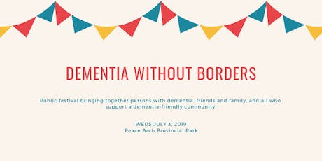 Dementia Without Borders tickets