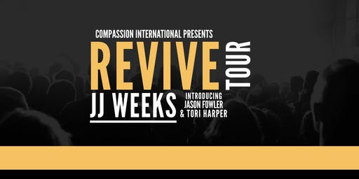 97324ec98ed Revive Tour with JJ Weeks