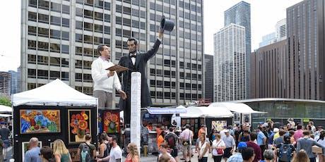 Artfest Michigan Avenue  tickets