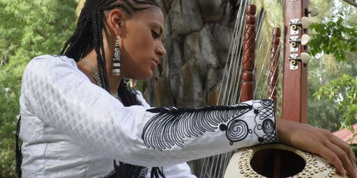 Sona Jobarteh: an evening of West African Kora music
