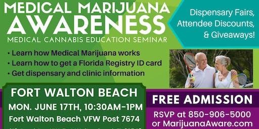 Fort Walton Beach - Medical Marijuana Awareness Seminar