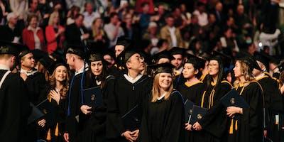 Trinity Western University Graduation Suite Packages // 2019