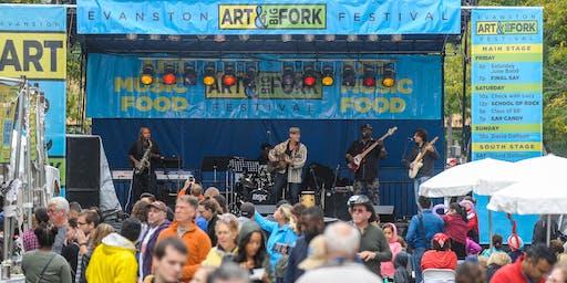 Evanston Art & Big Fork Festival
