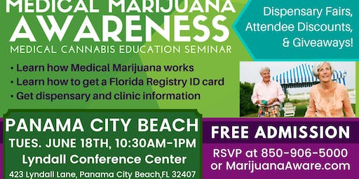 Panama City Beach - Medical Marijuana Awareness Seminar