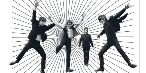 The Beatles in A HARD DAY'S NIGHT at the Vista, Los Feliz