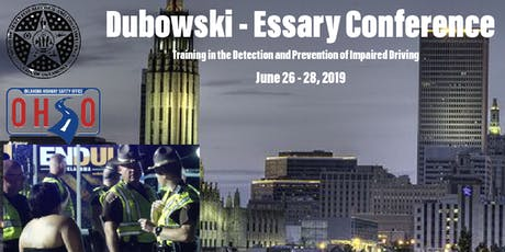 Annual Oklahoma Dubowski - Essary Impaired Driving Conference - Tulsa Oklahoma tickets