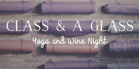 Yoga & Wine Night - Free Session Avail. tickets