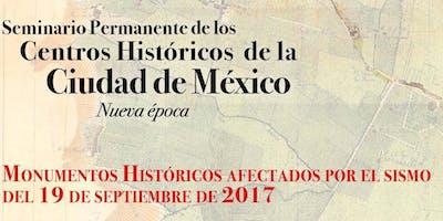 Monumentos Históricos afectados por el sismo del 19 de septiembre de 2017