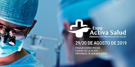 Expo Activa Salud Buenos Aires entradas