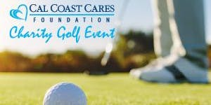 Cal Coast Cares Charity Golf Event