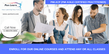 PMI-ACP (PMI Agile Certified Practitioner) Training In San Diego, CA tickets