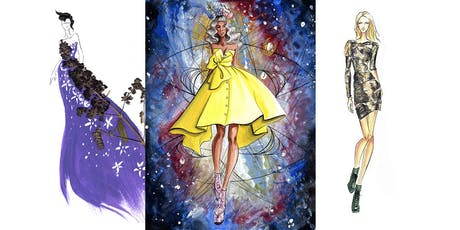 Fashion Illustration Beginners Workshop in LA tickets