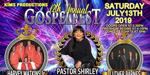 12th Annual Gospel Fest