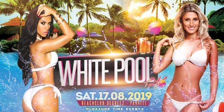 White Pool Party 2019 billets