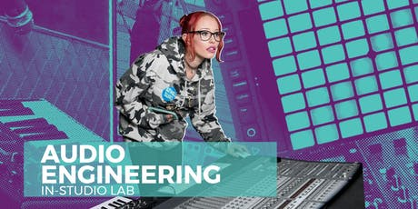 Wednesday Night - Spring Audio Engineering Lab tickets