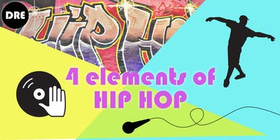 DRE DAY! The 4 Elements of Hip-Hop