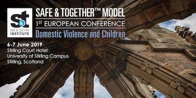 1st Safe & Together™ Model European Conference — UK-Sterling, SCT — 6 & 7 JUNE 2019