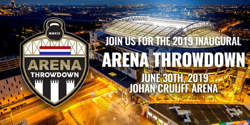 ArenA Throwdown 2019 - Spectator Tickets