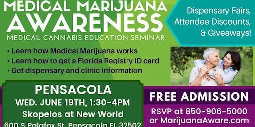 Pensacola- Medical Marijuana Awareness Seminar