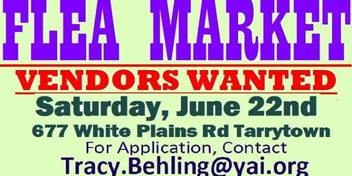 Flea Market Vendors WANTED