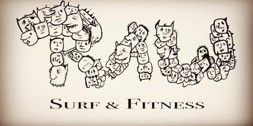 RAW Surf and Fitness November Retreat