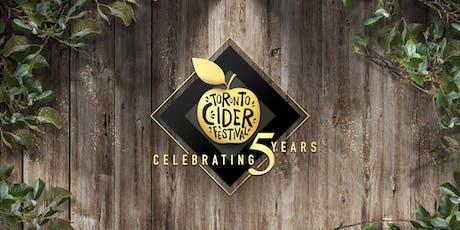 Toronto Cider Festival Celebrating 5 Years! tickets