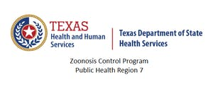 The Region 7 Zoonosis Control Program FREE one-day...