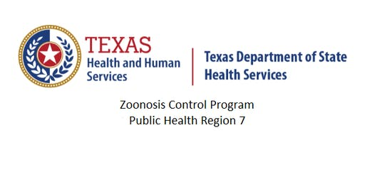 The Region 7 Zoonosis Control Program FREE one-day (6-hour) Continuing Education Seminar