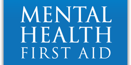 Noyes Home (Saturday) Youth Mental Health First Aid tickets