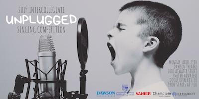 Intercollegiate Unplugged Singing Competition